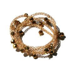 Sosy Gallery   Sosy Gallery   Gipsy Bracelet -Necklace