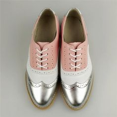 Women genuine leather oxford shoes woman flats handmade vintage retro lace up loafers brown casual sneakers flat shoes for women - Schuhe - Zooey Deschanel, Best Sneakers, Casual Sneakers, Comfortable Sneakers, Baskets, Shoes 2018, Women Oxford Shoes, Shoes Men, Oxford Shoes Outfit Women's