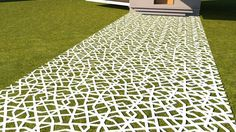 Permeable pavers by Davor Petranovic, via Behance