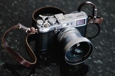 My X100s with the TCL-X100 50mm converter attached.