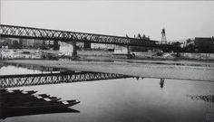 Ester Plicková: Bratislava. Starý dunajský most:1947 Bratislava, Marina Bay Sands, Travel, Times, Inspiration, Vintage, Historia, Places, History