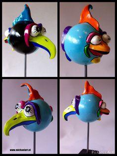 Funny bird/bird