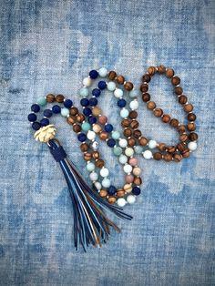 Amazonite mala necklace / 108 mala / 108mala beads / 108 mala beads / boho mala beads / 108 mala necklace / mala necklace / mala beads 108 by ManaakitangaSoul on Etsy https://www.etsy.com/nz/listing/521590220/amazonite-mala-necklace-108-mala-108mala