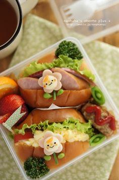 「 マッシュポテトでサンタクロースのお弁当♪ 」の画像 naohaha's obento* Ameba (アメーバ)