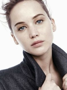 Jennifer Lawrence Goes All Natural For Her Latest Dior Ad