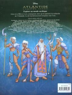 Behind The Scenes Atlantide, L'empire Perdu : behind, scenes, atlantide,, l'empire, perdu, ATLANTIS/, POCAHONTAS, Ideas, Atlantis,, Atlantis, Empire,, Disney