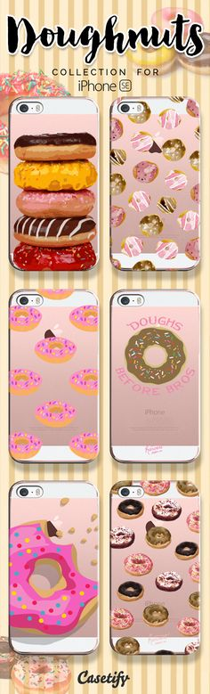 Take a look at these cases featuring doughnuts on our site now! https://www.casetify.com/search?keyword=doughnut | @casetify