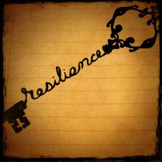 Resilience... My next tattoo design :)