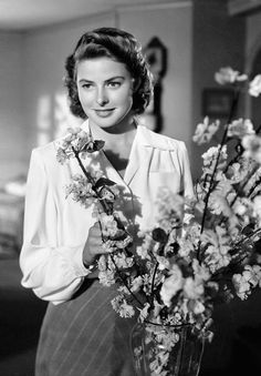 Ingrid Bergman  (1942)
