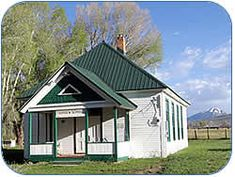 Fairview Schoolhouse Fairview Schoolhouse  Address: 4514 County Road 730, Ohio Creek Legal: Parts of Sec 26, T51N,R1W,NMPM