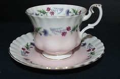 Pastel-Pink-Royal-Albert-Teacup-and-Saucer-Numbered-4473