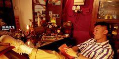 Male Fashion Trends: Shawn Yue es elegancia pura para Esquire China en su número de marzo