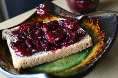 Cranberry Superfood Spread 1