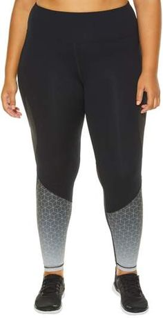 89e8bb248da SHAPE ACTIVEWEAR Stealth Leggings Plus Size Activewear