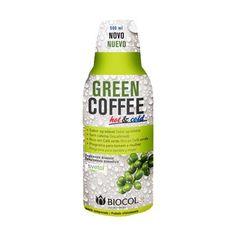 Biocol Green Coffee (Café verde) Hot & Cold 500 ml