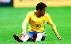 Neymar Jr. Cuarto máximo goleador de la selección brasileña en la historia