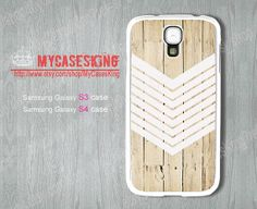 Wood Geometric Samsung galaxy s3 case Geometric by MyCasesKing, $6.99
