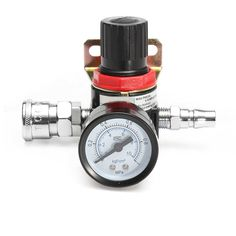 1/4inch Air Pressure Regulator Relief Quick Release Compressor with Gauge Hose  Worldwide delivery. Original best quality product for 70% of it's real price. Buying this product is extra profitable, because we have good production source. 1 day products dispatch from warehouse. Fast &...