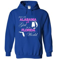 Click here: https://www.sunfrog.com/States/Alabama-Girl-in-a-Florida-World-oywyhpauqp-RoyalBlue-25796632-Hoodie.html?7833 Alabama Girl in a Florida World