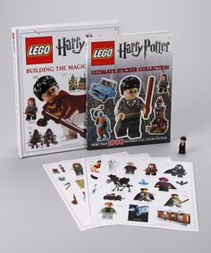 Take a look at this LEGO Harry Potter Set by LEGO Collection on #zulily today!