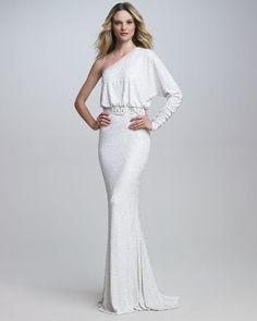 I would do anything for this Naeem Kahn dress,but its $10,000