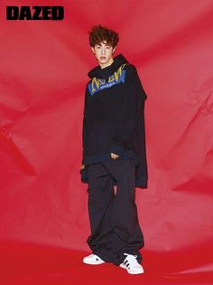 250417 GOT7 Mark for Dazed Korea Magazine May issue