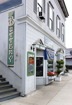 Find some of the best pastries, cakes, breads, and more at The Buttery, Santa Cruz