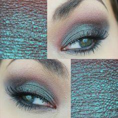 Wet N Wild Comfort Zone Palette Makeup Look