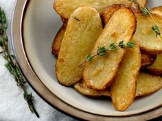 "If you like: Salt and vinegar potato chips French fries Roasted potatoes Puppies and/or kittens Life itself You'll love these salt and vinegar broiled potatoes.As a former lawyer, I can't let myself use the word ""guarantee.""But I want to. I really do.Umami Girl has been…"