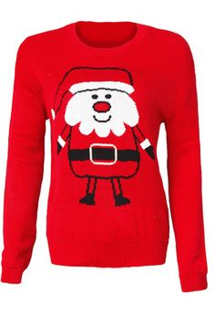 Santa Christmas jumper