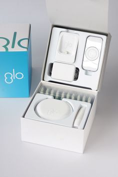 GLO Science is an innovative technology brand, launching the breakthrough GLO Brilliant™ Personal Teeth Whitening Device Works great!!!