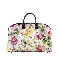 Anna Griffin® Laminated Fabric Duffle Bag