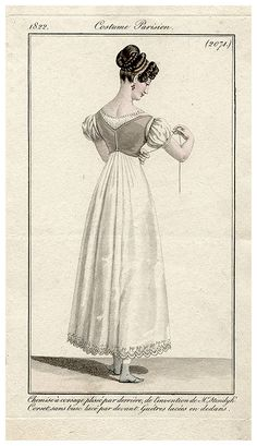 1000 images about early 1800s underwear underdresses