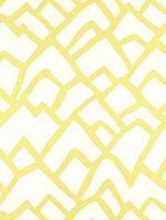 DecoratorsBest - Detail1 - Sch 5003301 - Zimba - Soft Chartreuse - Wallpaper - - DecoratorsBest