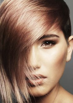 Rose Gold Collection from Chumba Concept Salons