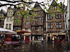 Tours, France...Check.