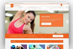 30+ Best WordPress Fitness Themes For Gym 2017