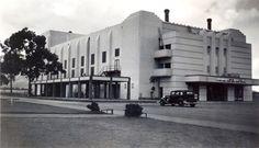 Art Deco Sgt. Smith Theater