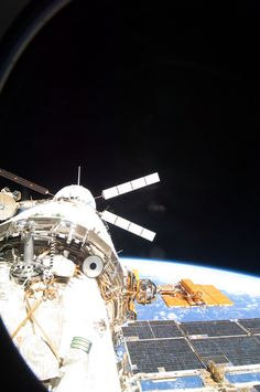 /by ESA #AVT #spacecraft #ISS