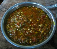Argentine Chimichurri- adding cilantro n jalapenos! This could also be added to chicken or fish. Chimichurri, Side Dishes For Bbq, Side Dish Recipes, Guacamole, Argentine Recipes, Salsa Fresca, Argentina Food, Mexican Dessert Recipes, Comida Latina