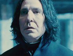 Snape gif. GIFS WORK ON PINTEREST NOW??