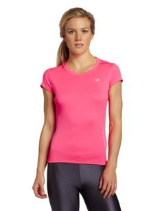 http://pins.getfit2gethealthy.com/pinnable-post/new-balance-womens-tempo-short-sleeve-tee-pink-shock-large/ The Short Sleeve Tempo truly performs, keeping you cool and comfortable with Lightning Dry; technology. Featuring reflectivity and a flattering fit, this top is so perfect for all your fitness needs that you'll want more than one!