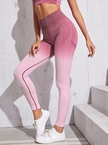 Top Selling Leggings From SHEIN Sports Leggings, Workout Leggings, Contrast, Mai, Fitness, Pants, Tops, Shorts, Fashion