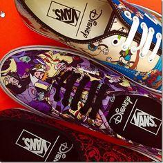 Disney Vans, Disney Shoes, Sock Shoes, Vans Shoes, Disney Inspired Fashion, Disney Fashion, Inspired Outfits, Fashion Fashion, Runway Fashion