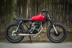 Visit a few of my most popular builds - stylish scrambler designs like this Cafe Racer Honda, Scrambler Cafe Racer, Cg 125 Cafe Racer, Style Cafe Racer, Honda Scrambler, Cafe Racer Bikes, Yamaha Motorcycles, Cafe Racer Motorcycle, Scrambler Custom