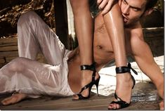 HoTT  rene russo for brian atwood ad campaign 3