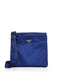 Prada Vela Crossbody Bag need to replace My (very) old one!