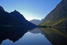 Urke and Hjørundfjorden