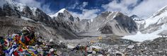 Everest Base Camp by zoonabar