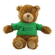 AK215 - Brown Plush Bear - Promotional Brown Plush Bear #promotional #toys